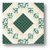 Free downloadable eBook of 4 one-block quilt patterns from ... : mccalls quilt blocks - Adamdwight.com
