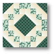 Irish Chain Quilt Block free pattern on McCall's Quilting at http://www.mccallsquilting.com/patterns/details.html?idx=8073