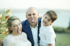 Here they are!  Such a #cute #family
