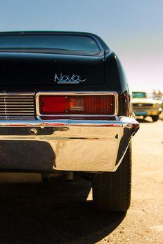 Chevy Nova emblem