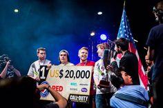 OpTic Gaming ESWC Champions !!