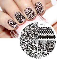 01-55-Born-Pretty-Nail-Art-Design-Stamping-Plates-Stamp-Template-Image-Stencil
