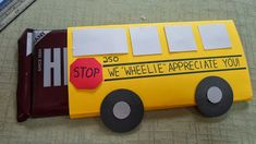 it: Bus Driver Appreciation Week!Mamajenna says it: Bus Driver Appreciation Week!says it: Bus Driver Appreciation Week!Mamajenna says it: Bus Driver Appreciation Week! Bus Driver Appreciation, Teacher Appreciation Week, Employee Appreciation, Bus Driver Gifts, School Bus Driver, School Buses, School Staff, Sunday School, School Fun