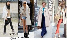 #Moda #Tendencias #Trench #Fashion #Looks