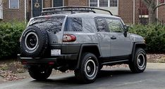 Toyota FJ Cruiser in (TTE) Cement Gray (1H5) from 2013-2013 #2