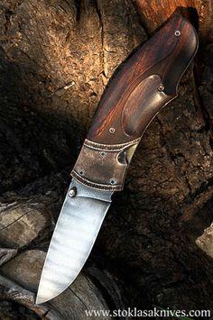 stoklasa knives - first linerlock