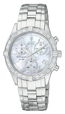 Women's Citizen Miramar Eco Drive Diamond Watch Item: FB1180-56D