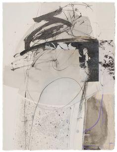 """""""Gesture"""" - Painting of Fran Skiles"""