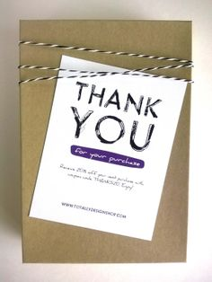 Business thank you cards template instant download naturally business thank you cards printable instant download by totallydesign 1000 cheaphphosting Image collections