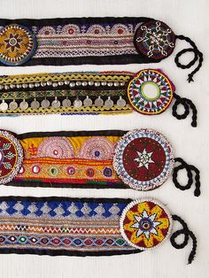 Lotus Tapestry Belt at Free People Clothing Boutique