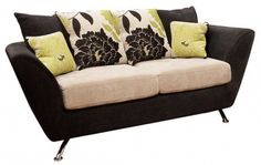 Buoyant Eden 3 Seater Sofa - High quality foam seat cushions & Webbed back suspension £674.70