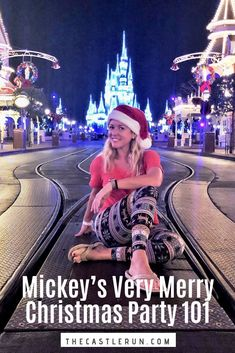 MVMCP: The Definitive Guide to Mickey's Very Merry Christmas Party at Magic Kingdom in Walt Disney World