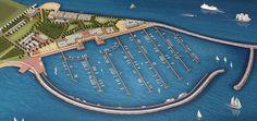 Yachthafen an der Ostsee - Informatives im Überblick