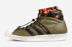 Yohji Yamamoto Y-3 FW 2013 FOOTWEAR COLLECTION #men #sneakers #adidas