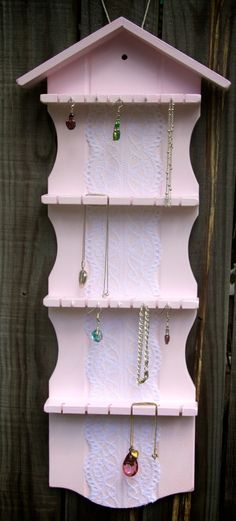 Upcycled spoon rack