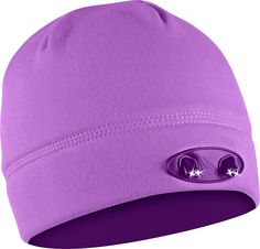 Panther Vision - Powercap 35/55 Lined Fleece Beanie - Radiant Orchid, CUBWB-5628-BBY