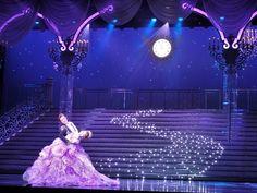 北翔海莉Dramatic Revue『Love&Dream』(撮影/石橋法子)