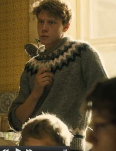 Edmund (George Mackay), How I Live Now | via @theslowlorus