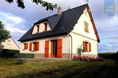 A vendre Beauvoir En Lyons 380045707 Cimm immobilier Location, Real Estate, Cabin, Mansions, House Styles, Home Decor, Decoration Home, Manor Houses, Room Decor