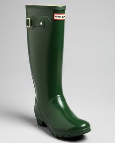 Hunter Huntress Extended Calf Rain Boots  Bloomingdale's