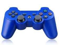 New Wireless Bluetooth Game Console Controller for Sony PS3 Blue High Quality