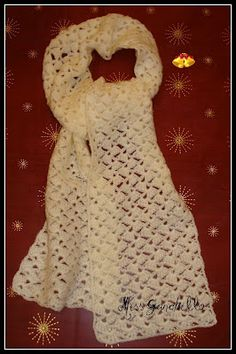 Crochet - Miss Ganchillo: Bufandas