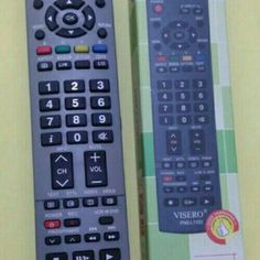 Kami Menjual Remote TV Led LCD Panasonic