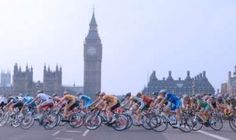 Ride London 100 Cycle Challenge. Saturday 3rd August 2013. #cycle #challenge #charity