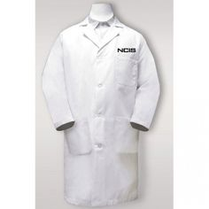 NCIS Personalized Lab Coat