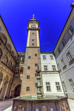 Landhaus, Linz, Austria by Elenarts - Elena Duvernay photo Photography Website, Nature Photography, Austria Travel, Famous Places, Travel Photos, Fine Art America, Wildlife, Building, Artist