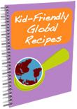 Free Kid-Friendly Global Recipes Cookbook! | Adoption Nutrition website