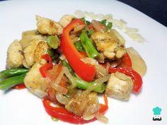 Aprende a preparar pollo almendrado chino con jícama con esta rica y fácil receta. El pollo es una de las proteínas que se puede utilizar en una gran variedad de...