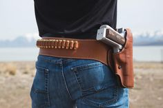 1911 Holster, Pistol Holster, Leather Holster, Leather Tooling, Kydex, Revolver, Airsoft, Leather Projects, Leather Crafts
