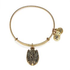 Alex and Ani Guardian of Love Charm Bangle Rafaelian Gold Finish Bracelet, A14EB83RG * Additional details @ http://www.amazon.com/gp/product/B00XS8Y7QO/?tag=finejewelry4u.com-20&pmn=110716221357
