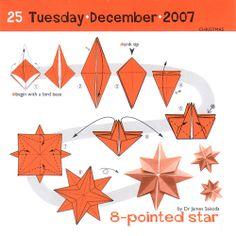 Estrella de 8 puntas