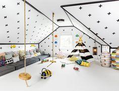Una casa con color y diversión para toda la familia #hogarhabitissimo