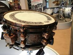 Black Panther Snare / Mapex