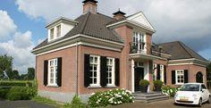 Woningen met een klassieke bouwstijl - Z-wonen