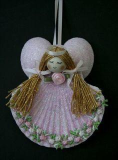 Seashell Angel Ornaments | advanced search categories seashell angel ornaments 26