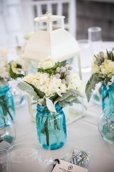 Photography: Zev Fisher Photography - zevfisher.com Floral Design: New England Gardens - negardens.com/ Reception Venue: Wychmere Beach Club - www.longwoodevents.com/Venues/wychmere-beach-club.shtml   Read More on SMP: http://stylemepretty.com/vault/gallery/20759