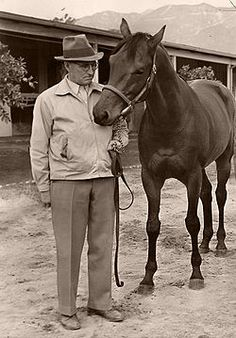 Seabiscuit - great horse! Great book!