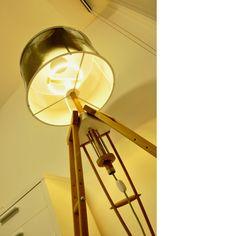 Patient - bad karma lamp Unique Furniture, Bedside, Decorating Your Home, Karma, Chandelier, Mirror, Lighting, Design, Home Decor