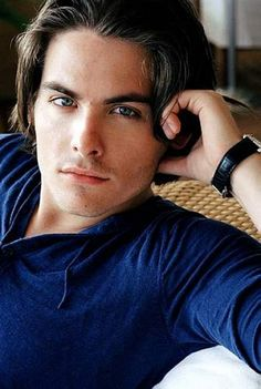 Kevin Zegers - So handsome!.  Just saw him in the movie ' The incredible Mrs. Richie' with Gina Rollins