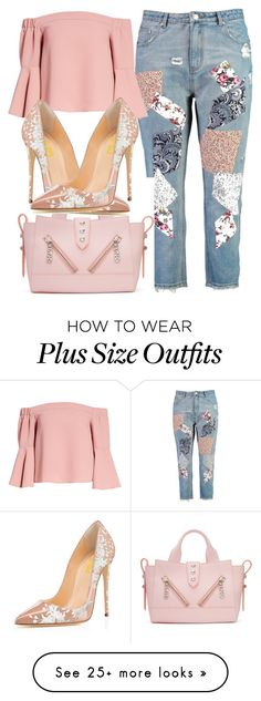 """Untitled #48"" by belabela-1 on Polyvore featuring Boohoo, Topshop and Kenzo"
