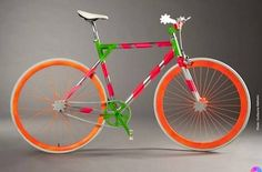 Be Cycle & Fashion, Fixed Gear Bike by Jerome L'Huillier - Photo
