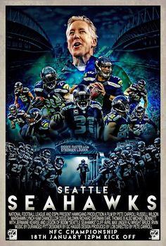 Seattle Seahawks!! #SuperBowlRePete
