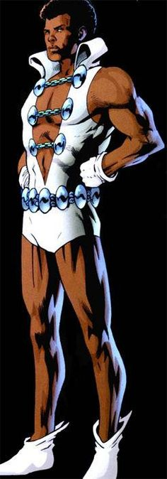 Tyroc - Legion of Superheroes