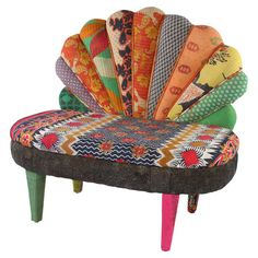 I pinned this Peacock Love Chair I from the Collection Kolore event at Joss and Main! <3<3<3 this.