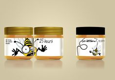 "Honey ""from the roof""Product concept: This Product is produced on the roof of the buildings"