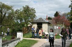 Walk round Ashwell at Home and admire great gardens and wonderful medieval buildings - and 2 nuclear bunkers!